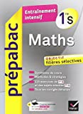 img - for Prepabac Entrainement Intensif: 1re - Maths - S (French Edition) book / textbook / text book