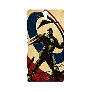 G-STAR Designer Printed Back case cover for Sony Xperia C5 - G3725