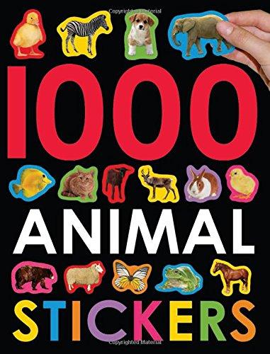 1000 Animal Stickers