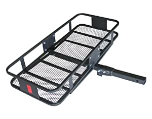"Heininger 4011 HitchMate  Mounted Cargo Carrier 2"" Receiver"
