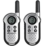 Motorola PMR Twinpack TLKR T4 Funkgerät (Reichweite bis zu 6 km)
