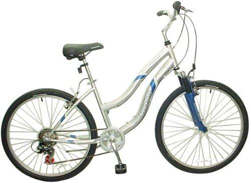 Schwinn Searcher Bike (26-Inch, Silver)