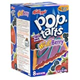 Frosted Wild Berry Pop-Tarts