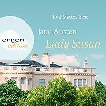 Lady Susan Hörbuch von Jane Austen Gesprochen von: Eva Mattes