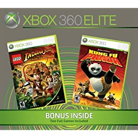 Xbox 360 Elite Holiday Bundle 2008 (Includes 120 GB Hard Drive)Xbox 360 Console
