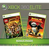 Xbox 360 Elite Console 120GB with 2 Bonus Games ~ Microsoft
