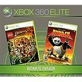 Xbox 360 Elite Console 120GB with 2 Bonus Games ~ Microsoft