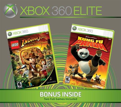 Black friday xbox 360 elite console 120gb with 2 bonus for Manette xbox one elite black friday