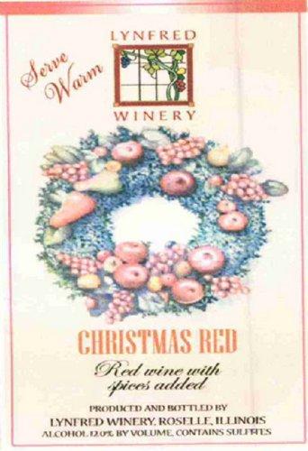 Nv Lynfred Christmas Red 750 Ml