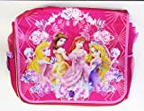 Pink Disney Princess Messenger Bag