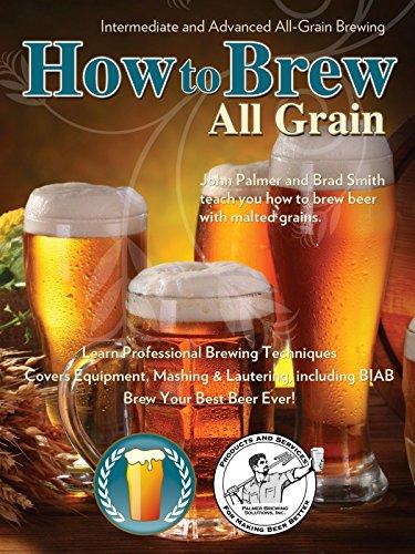 How Brew Beer All Grain