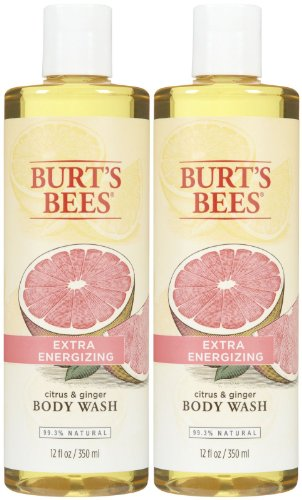 Burts Bees Citrus Ginger Body Wash 12 0792850230996