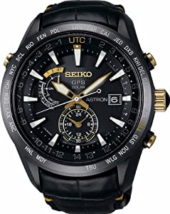 SEIKO WATCH watch ASTRON Astron Seiko watch(10 atm) [amount-limited] SBXA100 Men's 100 anniversary Kintaro Hattori Limited model solar GPS satellite radio-sapphire glass super clear coating enforced for daily use waterproof Seiko]