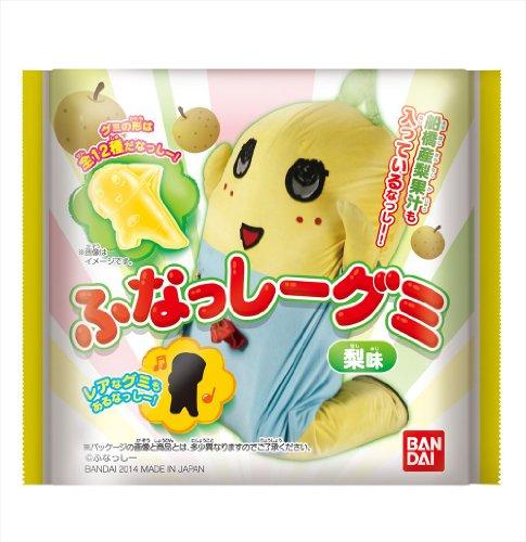 ふなっしー グミ 14個入 BOX (食玩・キャンデー)