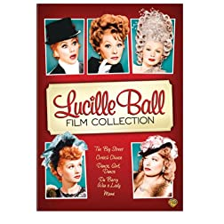 Lucille Ball Film: Collection