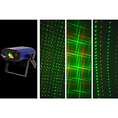 Chauvet Lighting EZMiNLASERFX Special Effects Lighting and Equipment
