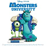 Monsters University [CD + Weblink]