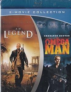 I Am Legend (2007) / The Omega Man (1971) [Blu-ray] (Double Feature) - Will Smith, Charlton Heston - (Blu-ray - 2011)