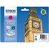 Epson C13T70334010 Ink Cartridges - Magenta