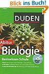Duden Basiswissen Schule. Biologie Ab...