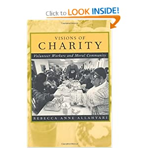 Amazon.com: Visions of Charity: Volunteer Workers and Moral ...