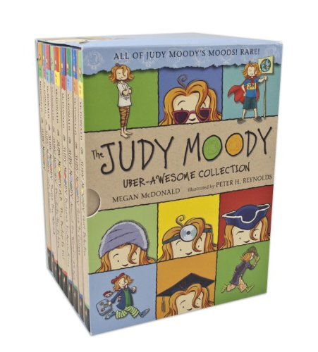 The-Judy-Moody-Uber-Awesome-Collection-Books-1-9