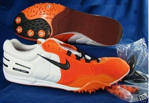 ... Nike Zoom Shift Track Shoes Mens 15 (Orange BlazeComet RedBlack) ... 5a05f7a83b25