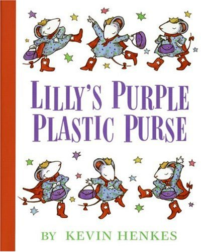 Image for Lilly's Purple Plastic Purse