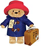 "Paddington Bear 16""Soft Toy w/ suitcase"