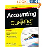 Accounting For Dummies by John A. Tracy CPA