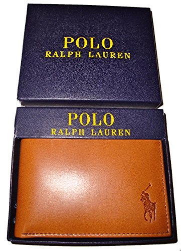 Polo-Ralph-Lauren-Genuine-Burnished-Leather-Passcase-Wallet