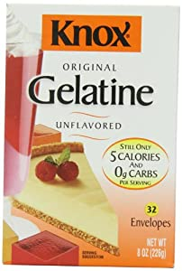 Knox Gelatin, Unflavored, 8-Ounce