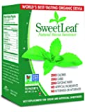 SweetLeaf Sweetener, 70 count packets, 2.5 Ounce box