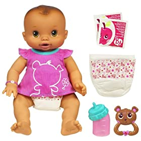 Baby Alive Whoopsie Doo - HISPANIC