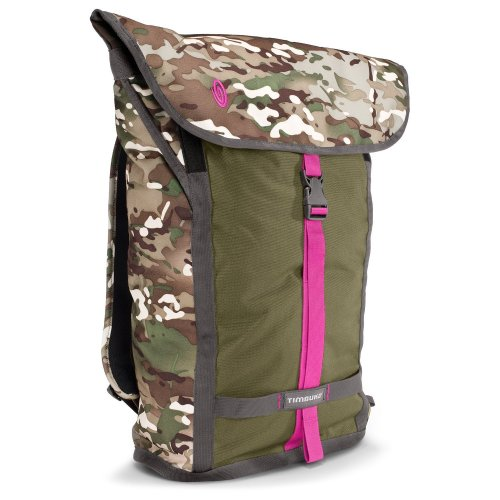 Timbuk2 Grubstake Laptop Backpack,Multi Camo/Heartbreaker Trim/Multi Camo,S