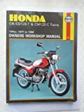 Jeremy Churchill Honda CB/CD125T and CM125C Twins 1977-88 Owner's Workshop Manual (Motorcycle Manuals)