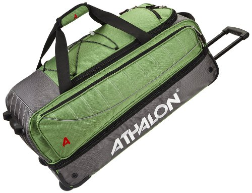 athalon-luggage-the-glider-29-inch-wheeling-duffel-grass-green-one-size