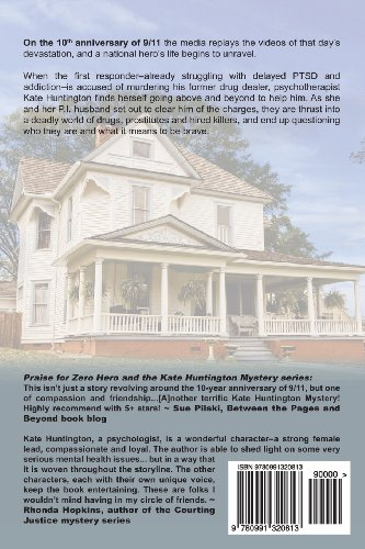 Zero Hero: A Kate Huntington Mystery: Volume 6 (The Kate Huntington Mystery series)