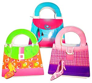 FE Girlie Gift Bags With Shoe Tags Bulk