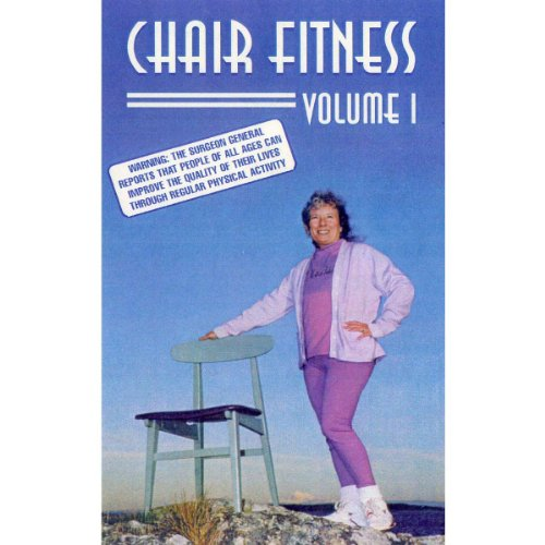 Chair Fitness with Blanche Black - Volume 1