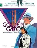 Largo Winch - tome 11 - Golden Gate (grand format)