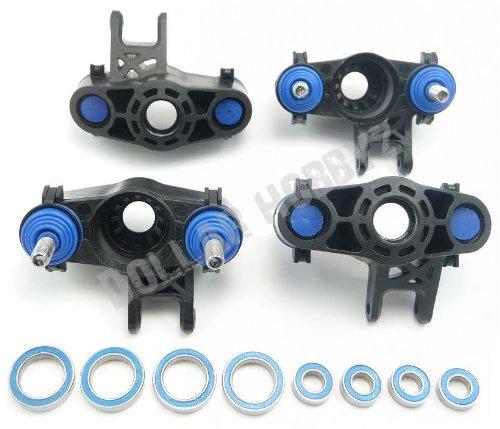 Traxxas T-Maxx 3.3 *AXLE CARRIERS* & Wheel Bearings E