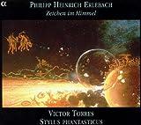 echange, troc Philipp-Heinrich Erlebach, Victor Torres (baryton-basse), Stylus phantasticus - Zeichen im Himmel - Airs et sonates