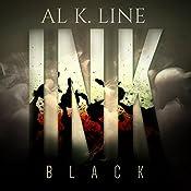 INK: Black - A Dystopian Thriller: INK Trilogy Book 2   Al K. Line