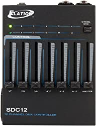 Elation SDC12 12 Channel DMX Controller -  from Elation