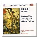 Symphonies Nos. 4 & 6