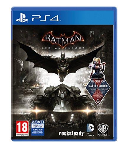 Warner Bros Batman: Arkham Knight, PS4 [Edizione: Regno Unito]