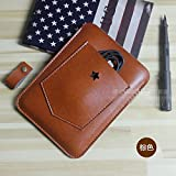Junsi Microfiber Leather レザー Case Cover ケースカバー Sleeve Bag Box for Amazon Kindle Voyage 6