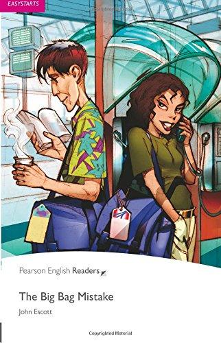 Penguin Readers Easystarts The Big Bag Mistake (Pearson English Graded Readers)