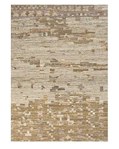 Surya Rustic Hand Woven Flatweave Area Rug  [Grey/Iris/Olive]